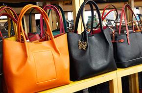 出石帆布のレディースバッグショッピングサイト
